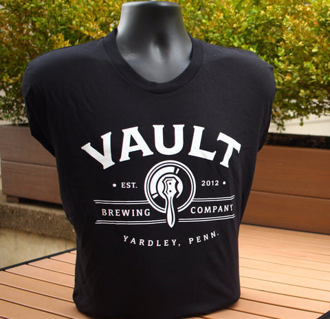 Men's Vault Brewing T Shirt