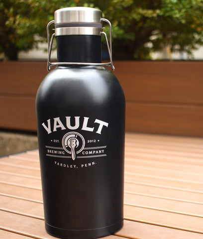 Insulated 2L Growler