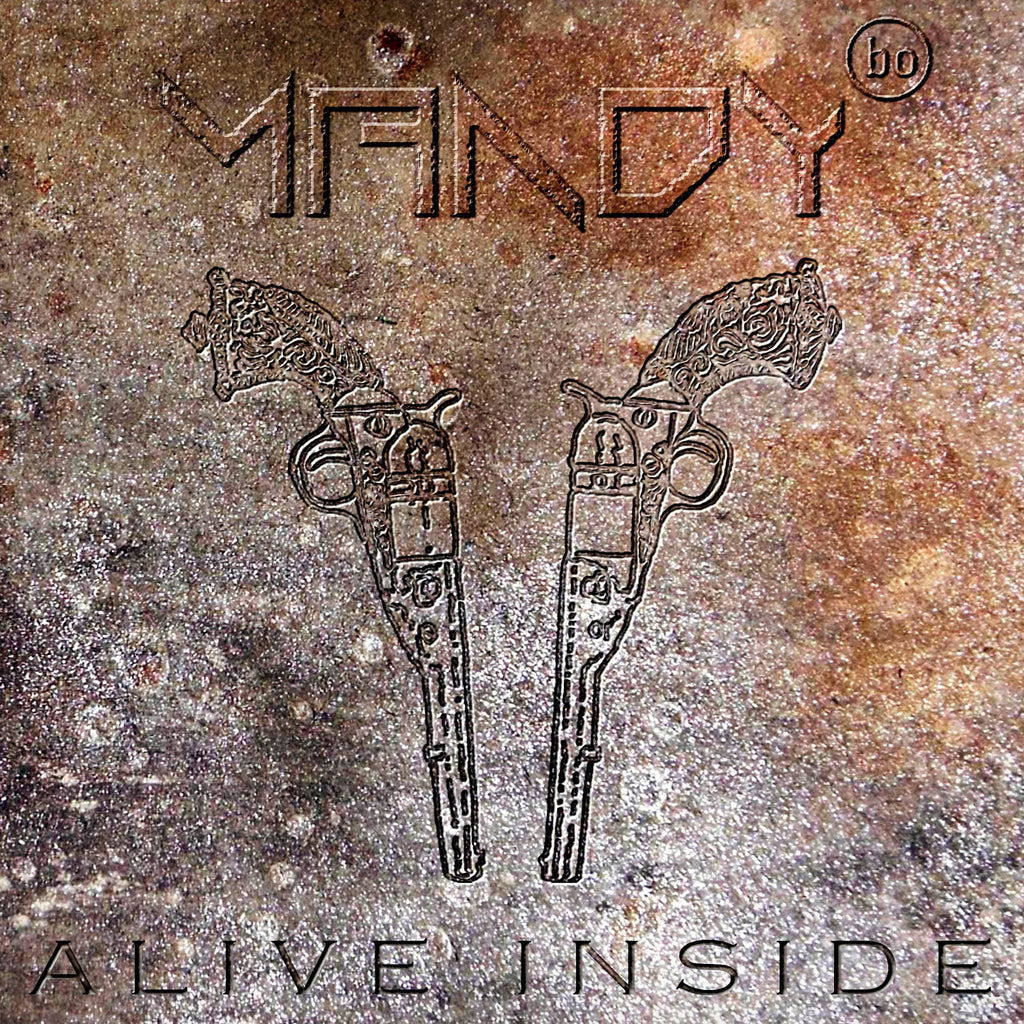 Alive Inside Preorder - Mandy Bo | B'ass Country Music