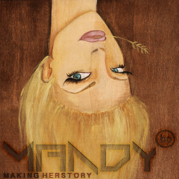 Making Herstory EP - Mandy Bo | B'ass Country Music
