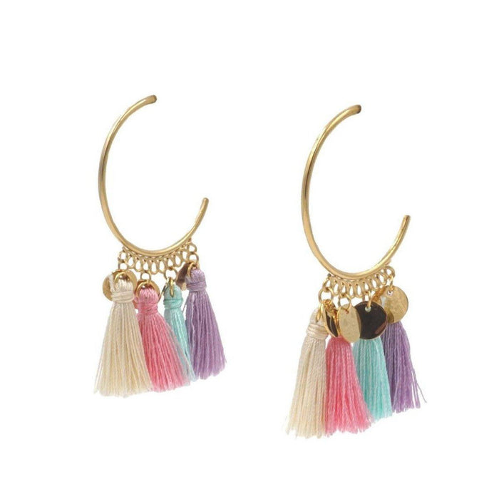 Tassel Collection - Chika Earrings