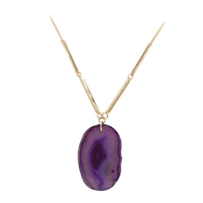 Agate Collection - Royal Necklace - Kinsley Armelle