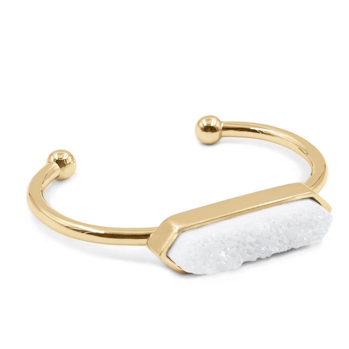 Bangle Collection - Quartz Bracelet