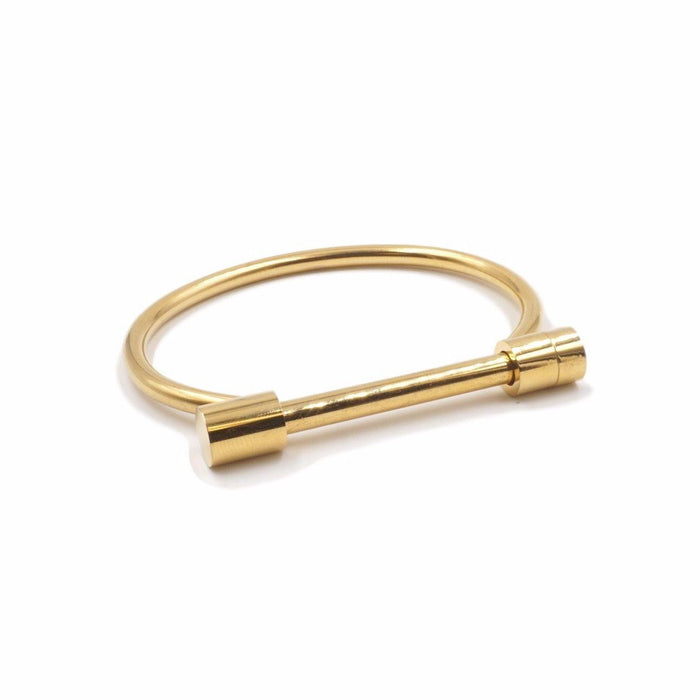 Bar Collection - Gold Bracelet - Kinsley Armelle