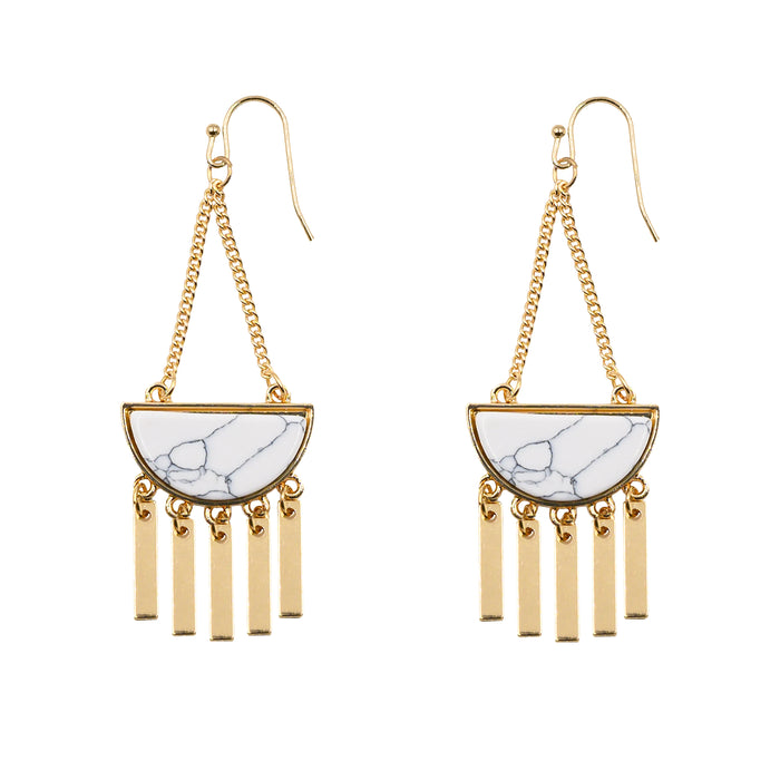 Bianca Collection - Pepper Earrings