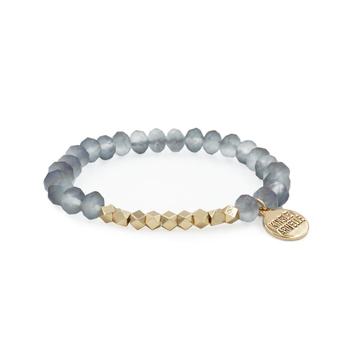 Burst Collection - Navy Bracelet - Kinsley Armelle