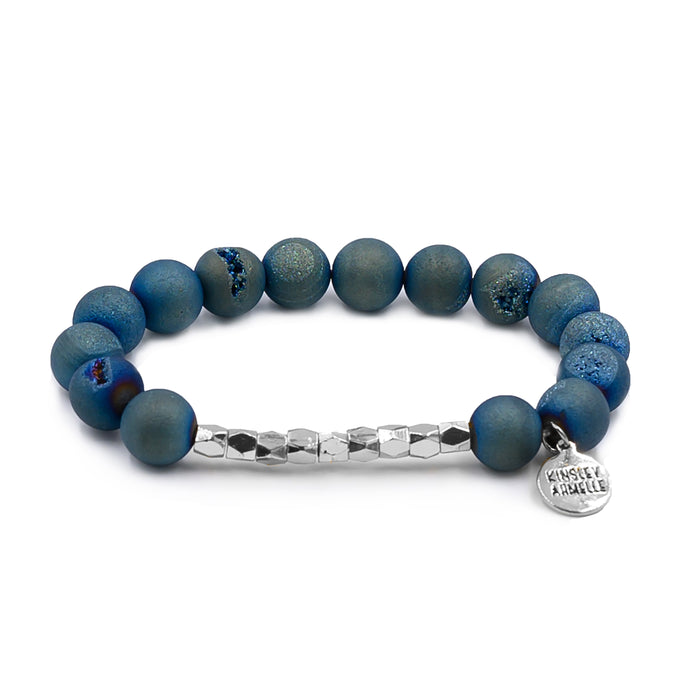 Burst Collection - Silver Ariel Bracelet