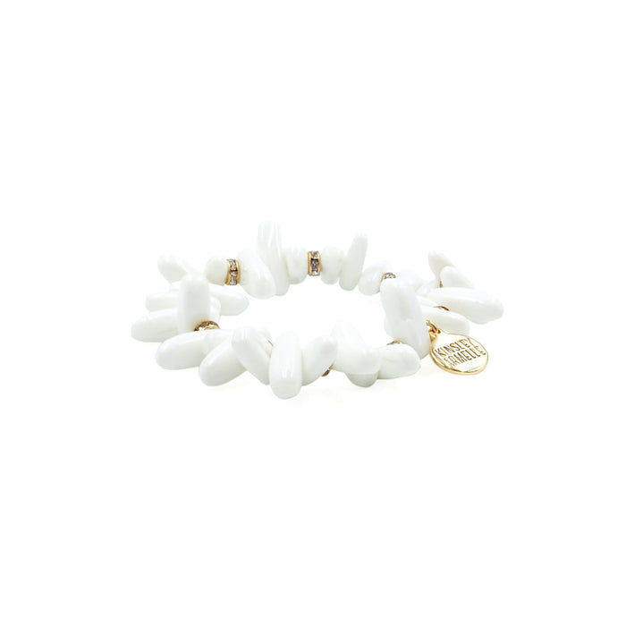 Chip Collection - Ashen Bracelet