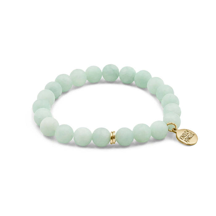 Clarity Collection - Mint Bracelet