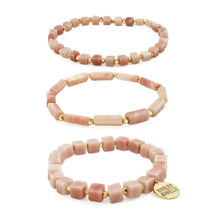 Cluster Collection - Bubble Gum Bracelet