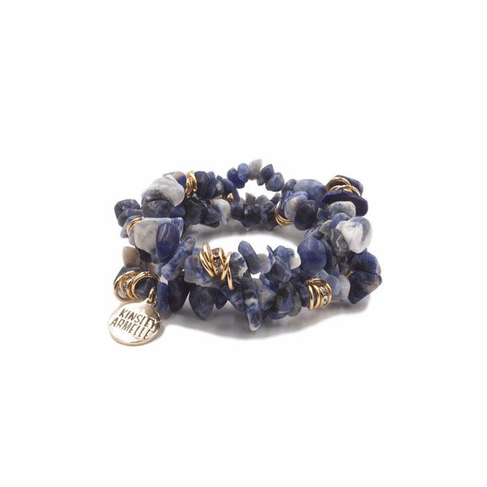 Cluster Collection - Indigo Bracelet - Kinsley Armelle