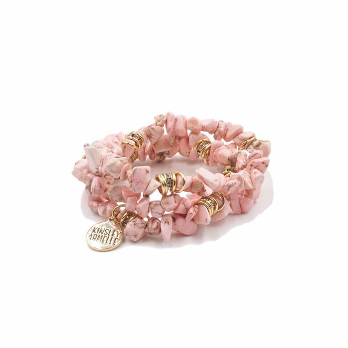 Cluster Collection - Punch Bracelet - Kinsley Armelle