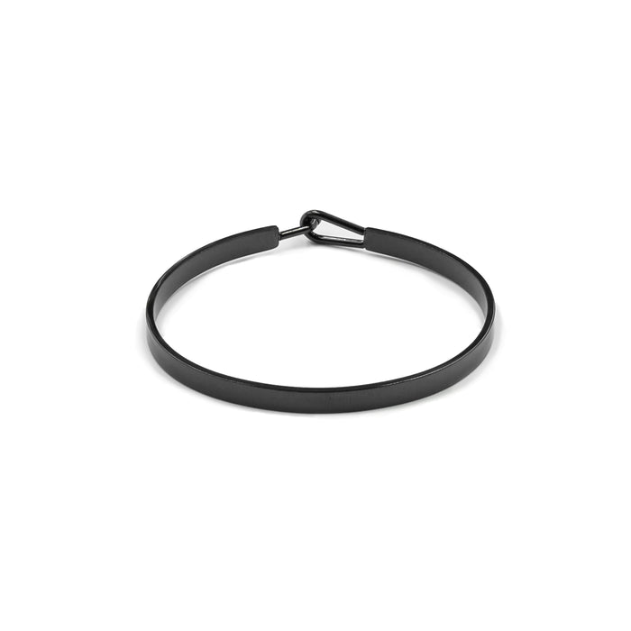 Cuff Collection - Black Bracelet