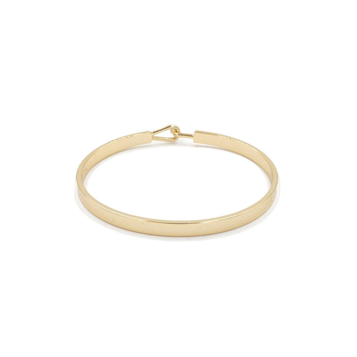 Cuff Collection - Gold Bracelet - Kinsley Armelle