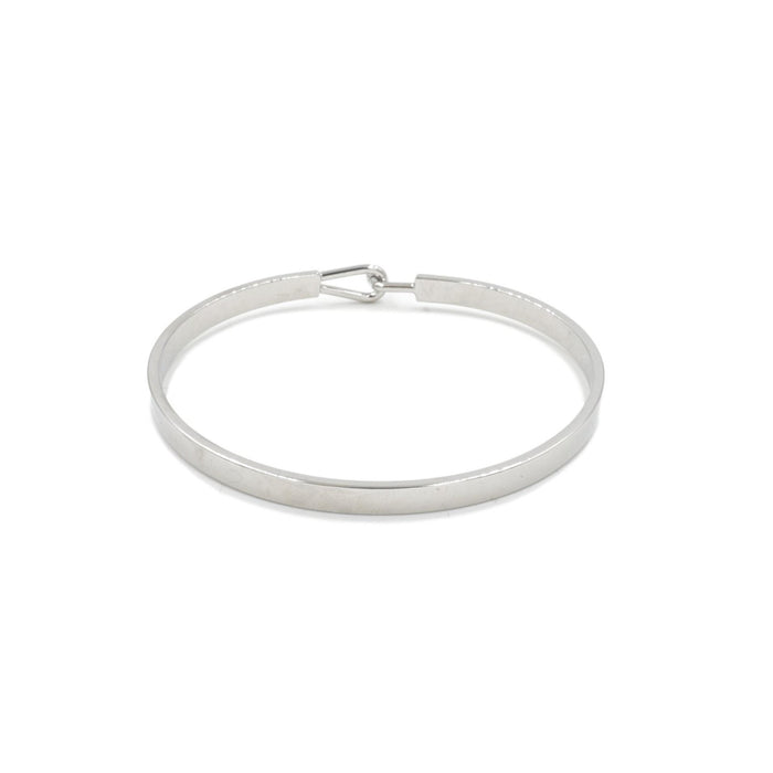 Cuff Collection - Silver Bracelet - Kinsley Armelle
