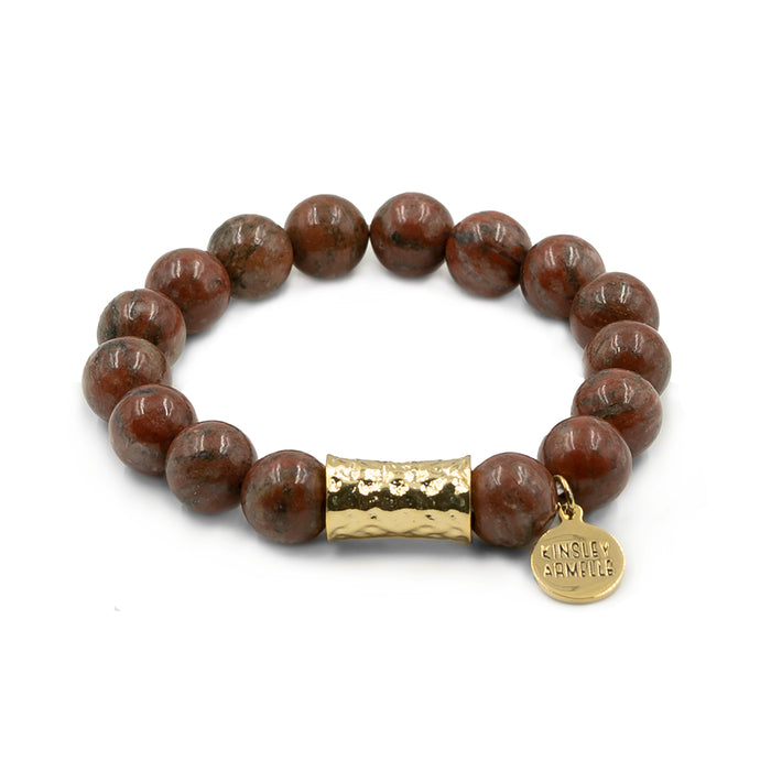 Cyprus Collection - Jasper Bracelet