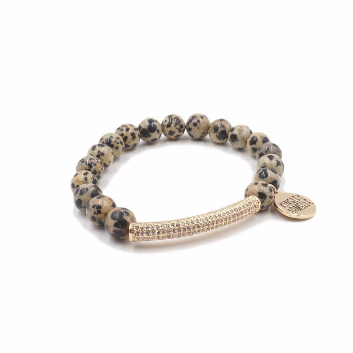 Glitz Collection - Speckle Bracelet - Kinsley Armelle