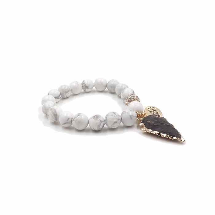 Jasper Collection - Pepper Bracelet - Kinsley Armelle