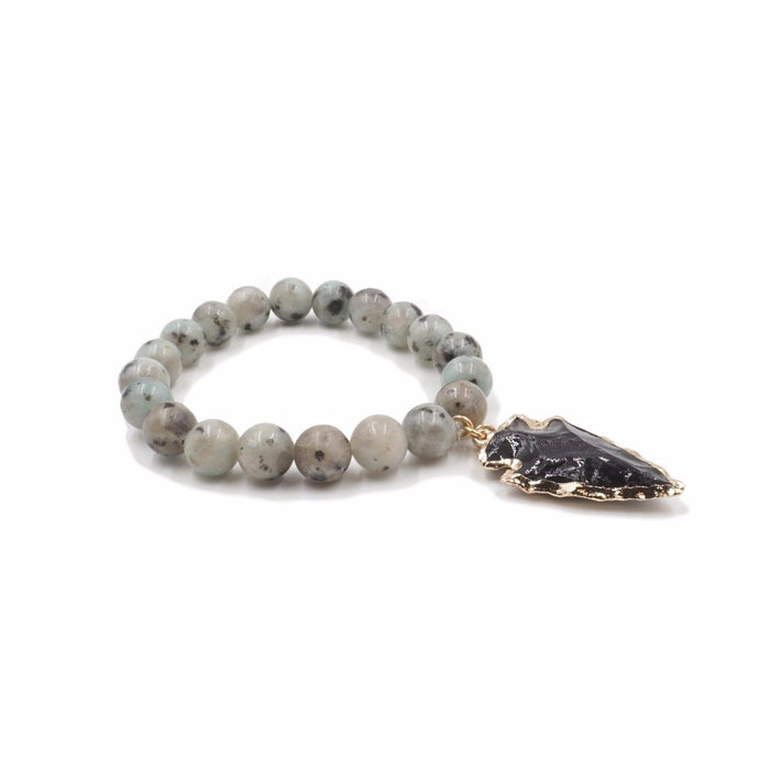 Jasper Collection - Patty Bracelet - Kinsley Armelle