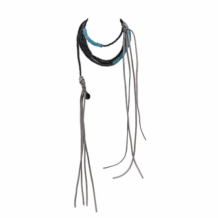 Wrap Collection - Heather Necklace - Kinsley Armelle