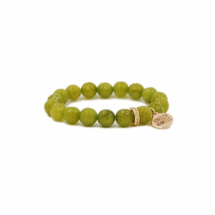 Eternity Collection - Sprout Bracelet - Kinsley Armelle