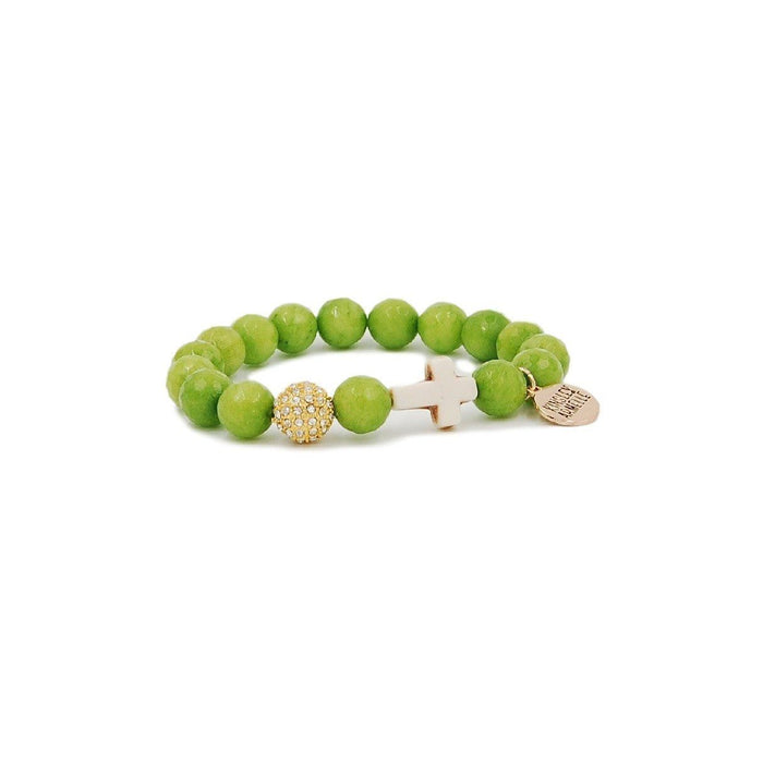 Cross Collection - Sprout Bracelet - Kinsley Armelle