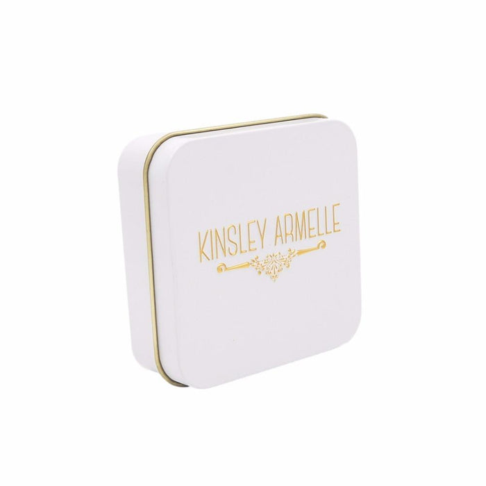 Kinsley Armelle Square Jewelry Tin - Kinsley Armelle