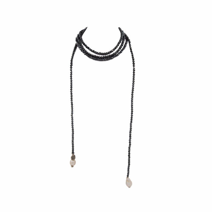 Wrap Collection - Dusty Necklace - Kinsley Armelle