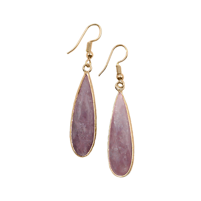 Darcy Collection - Ruby Earrings