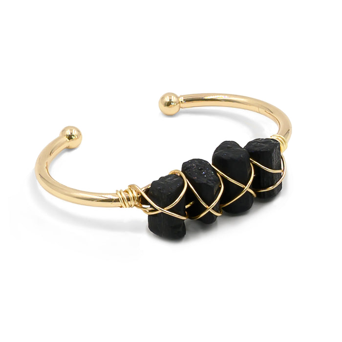 Devi Collection - Raven Bracelet