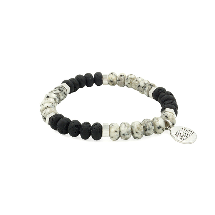 Duchess Collection - Silver Aurora Bracelet