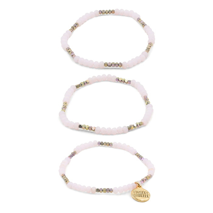 Duchess Collection - Lilac Bracelet Set
