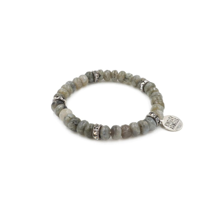Duchess Collection - Silver Haze Bracelet