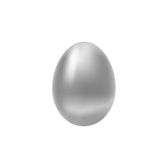 Easter Collection - Silver Egg