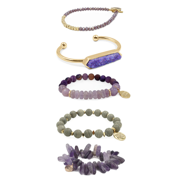 Enchantment Bracelet Stack