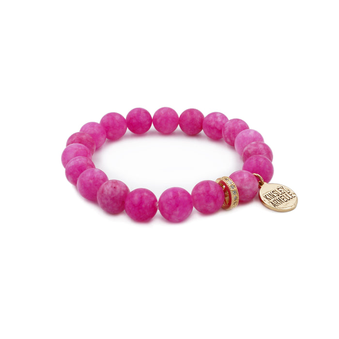 Eternity Collection - Fuchsia Bracelet