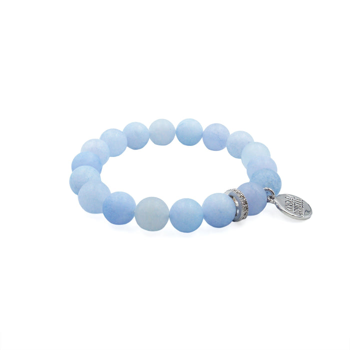 Eternity Collection - Silver Sky Bracelet
