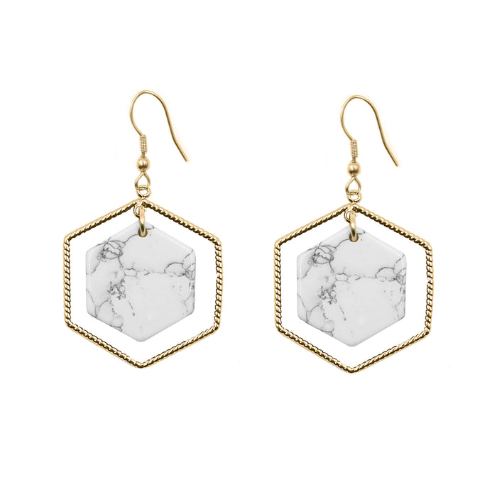 Eva Collection - Pepper Earrings
