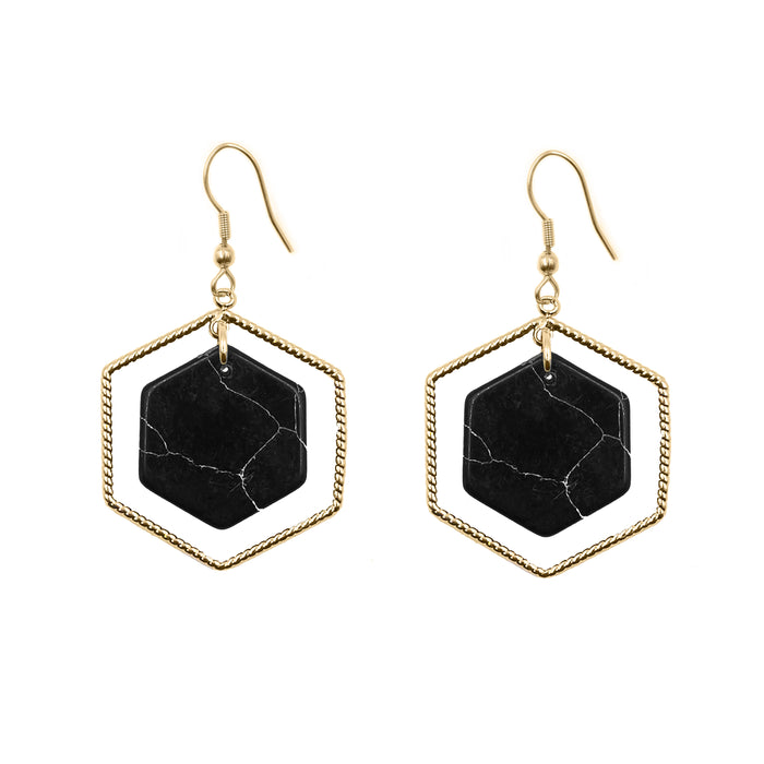 Eva Collection - Stella Earrings