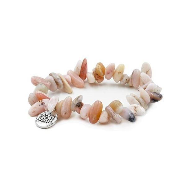 Chip Collection - Silver Seashell Party Bracelet - Kinsley Armelle