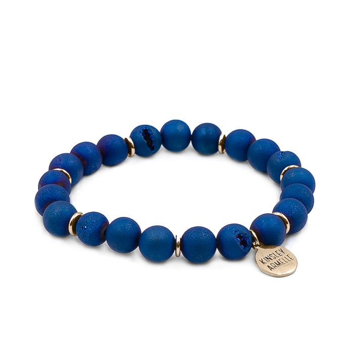 Farrah Collection - Ondine Blue Bracelet