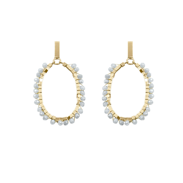 Glam Collection - Luster Earrings