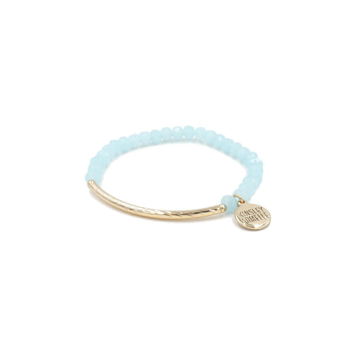 Glory Collection - Baby Blue Bracelet - Kinsley Armelle