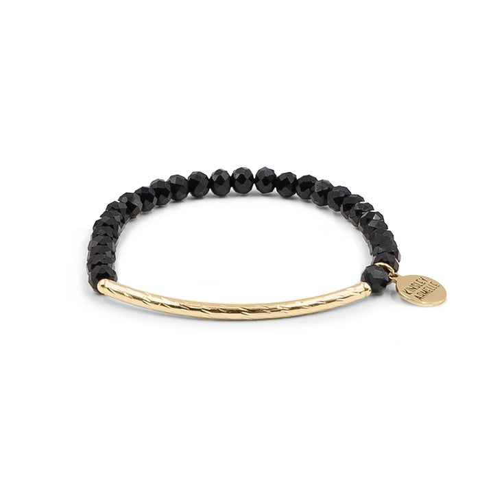 Glory Collection - Coal Bracelet