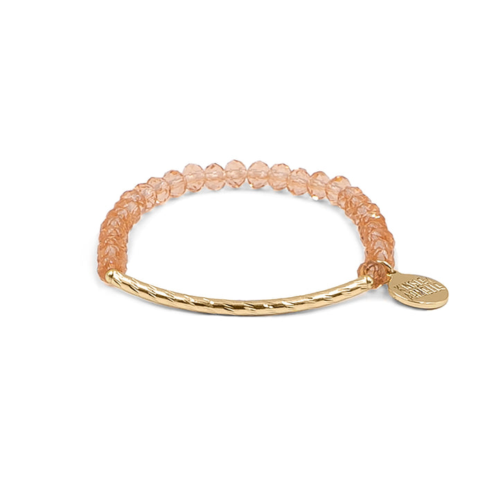 Glory Collection - Coral Bracelet