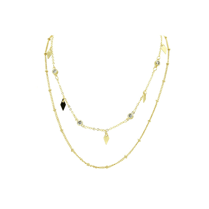 Goddess Collection - Sabra Necklace