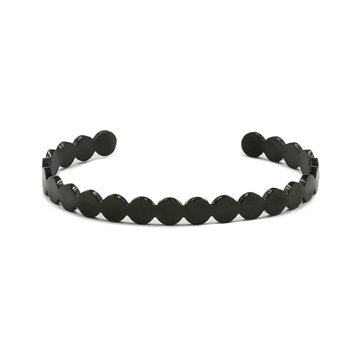 Goddess Collection - Black Arinna Bracelet