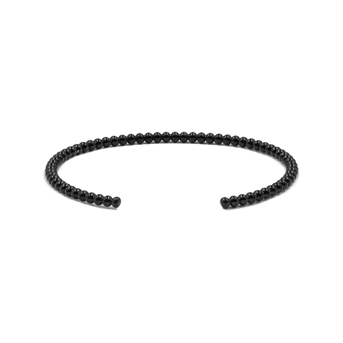 Goddess Collection - Black Cleo Bracelet