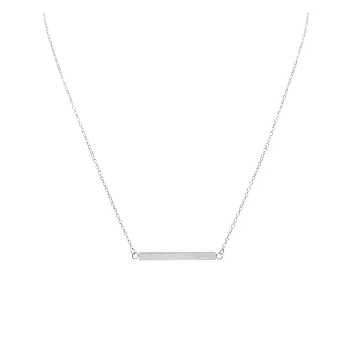 Goddess Collection - Silver Charli Necklace