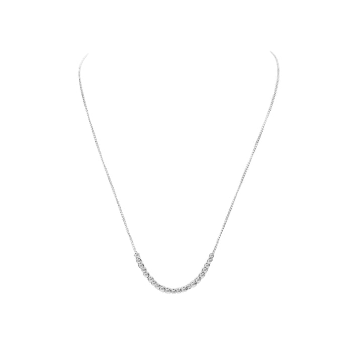 Goddess Collection - Silver Crush Necklace